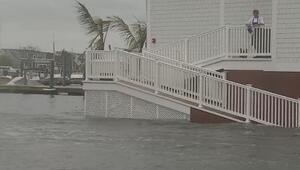 Joaquín provoca inundaciones al este del país