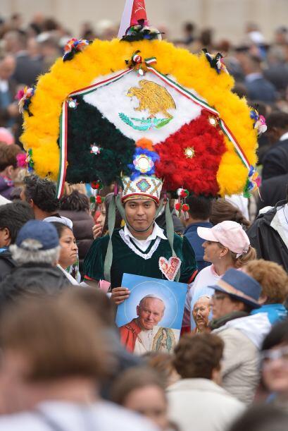 México fue uno de los países más visitados por el san Juan Pablo II. Un...
