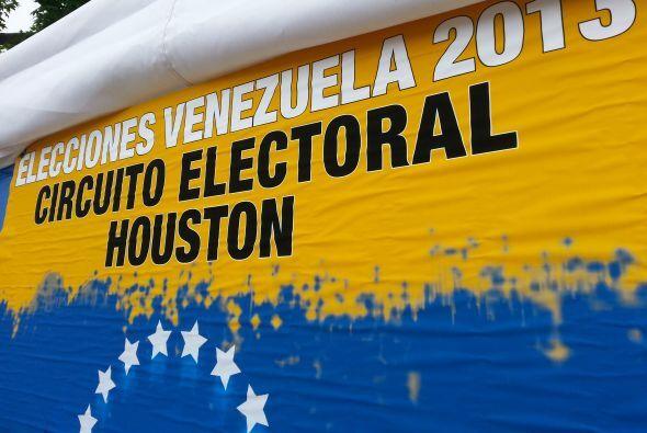 Así votaron los venezolanos en Houston