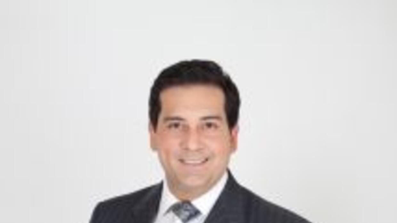 El periodista Gianncarlo Cifuentes, director de Noticias 34 Atlanta. ,