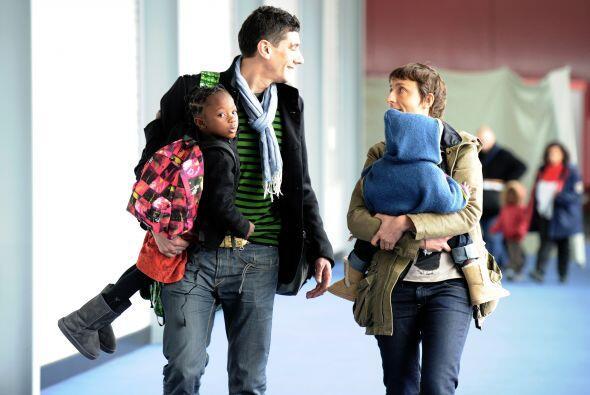 El proceso de adopción se aceleró gracias al acuerdo entre los países, p...