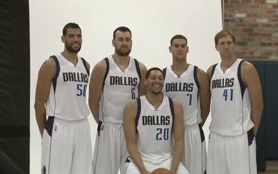 Mavericks se prepara para una nueva temporada de basquetbol