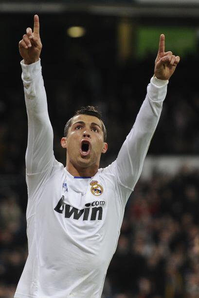 Recordamos los mejores y más célebres festejos que Cristiano Ronaldo ha...