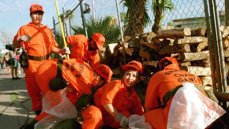 Varias organizaciones están llamando a un paro nacional en las prisiones...