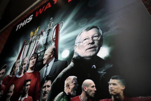 ¿Quién debe reemplazar a Sir Alex Ferguson? Esa es la gran...