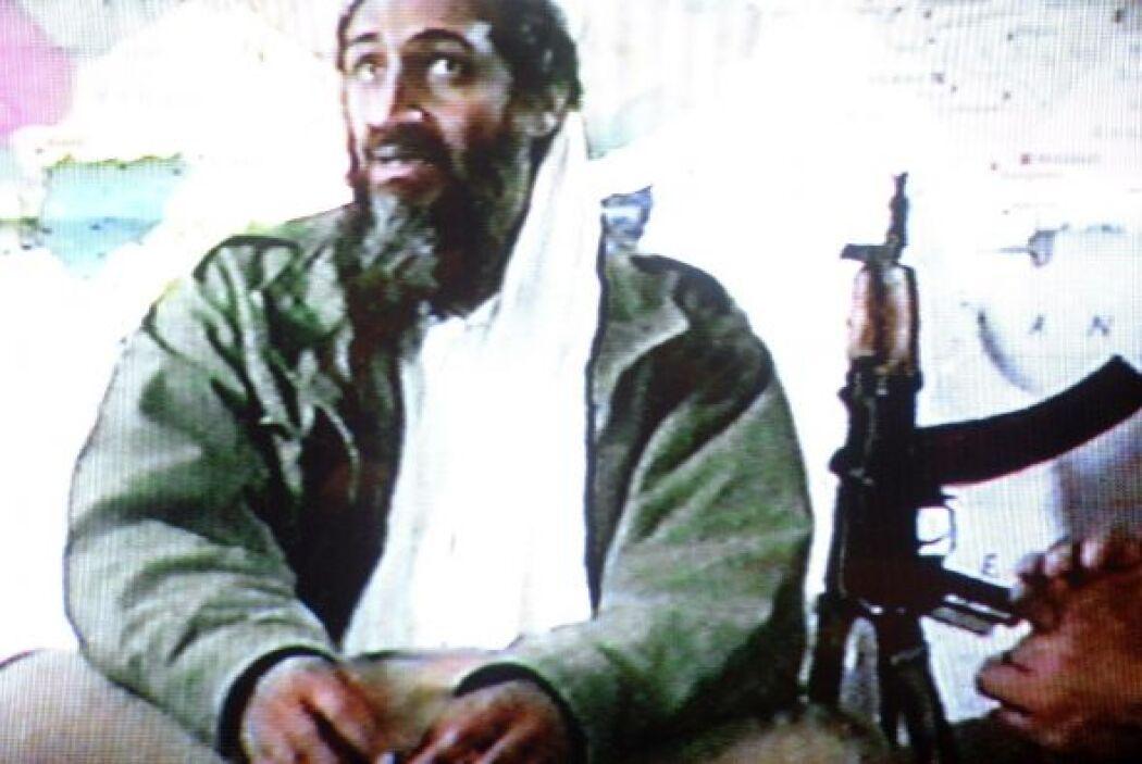 Bin Laden seguía sin dar señales de vida y continuaba escondido en algun...