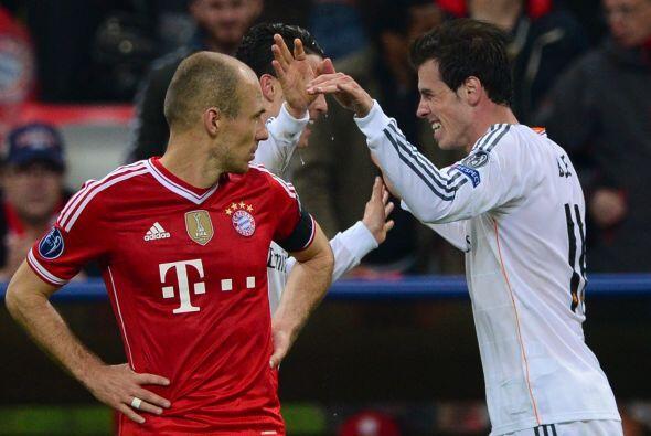Bale (7): Inició fuerte el partido, con un disparo desde lejos tr...