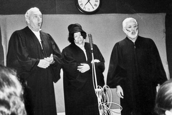 Las locuras anuales de la Corte: luego de muchos ensayos, Sonia Sotomayo...