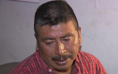 Habla el padre del hispano que fue hallado sin vida en un canal del suro...