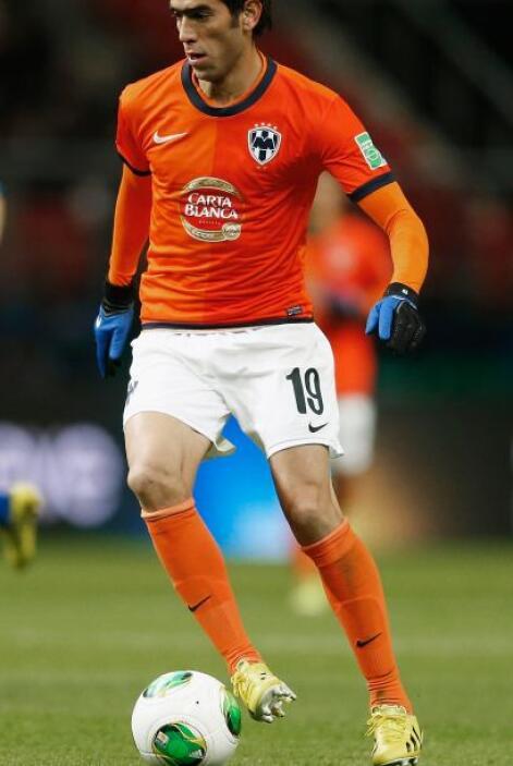 César 'Chelito' Delgado llegó a Cruz Azul para después volar al fútbol f...