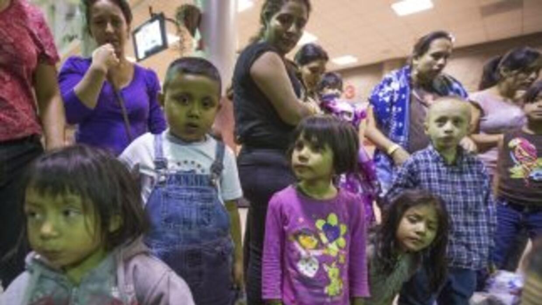 La crisis humanitaria generada por el aumento de niños indocumentados qu...