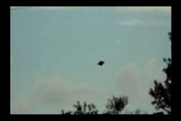 Un niño en México vivió un encuentro con una flotilla de ovnis el 26 de...