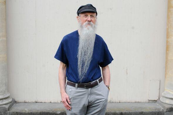Desfilaron una gran variedad de barbas y bigotes, largos, cortos, negros...