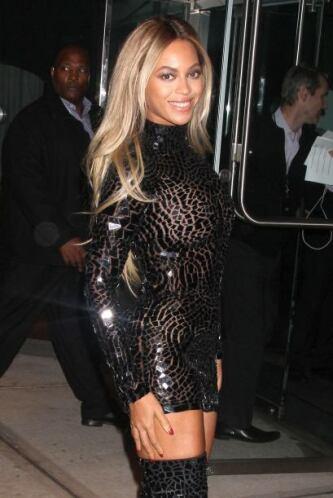 La antigua integrante del grupo Destiny's Child tuvo un muy destacado 20...