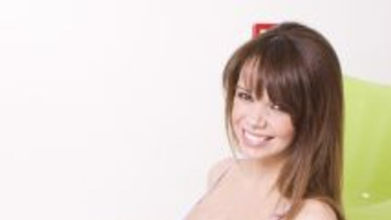 Alejandra Gutiérrez se encuentra ya en las últimas semanas de embarazo.
