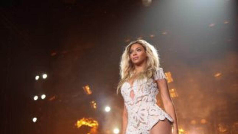 Beyoncé en Canadá.
