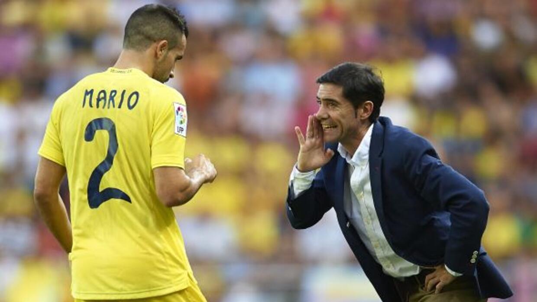 El técnico del Villarreal advierte que no jugarán desmedidos ante el Barça.