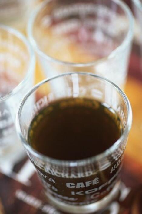 Guayoyo: es una forma de llamar en Venezuela al café negro más suave par...