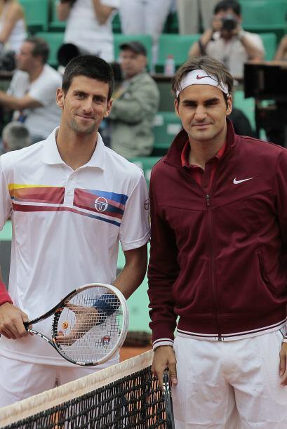 ¡Qué semifinal! Si Novak Djokovic ganaba este encuentro, se convertiría...