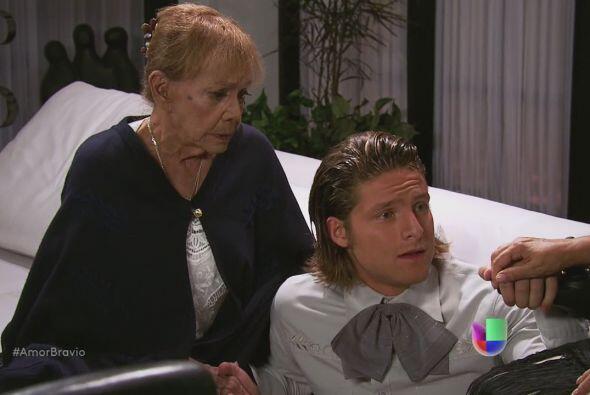 Pero ella ya tomó una decisión y no piensa quedarse con Pablo.
