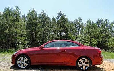 El último juguete de Lexus ya está atrayendo en las miradas en las carre...