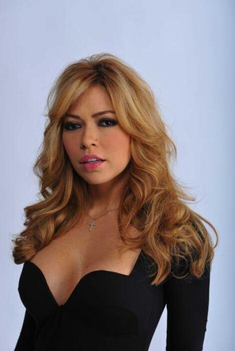 Claudia ha trabajado en varios programas de Univision.