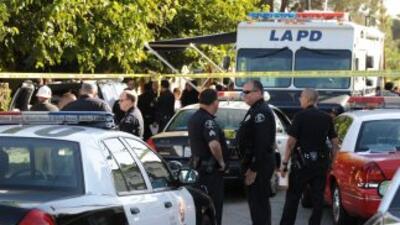 Policía de Los Angeles arrestó a un joven sospechoso de planear un tirot...