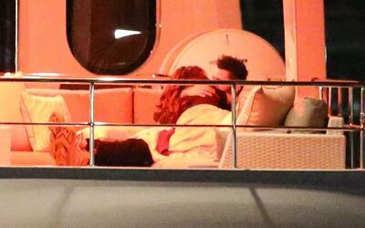 Selena Gomez y The Weeknd tuvieron una noche romántica en un yate...