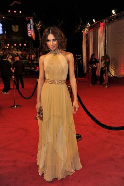 La belleza latina sobresalió en Premio Lo Nuestro.