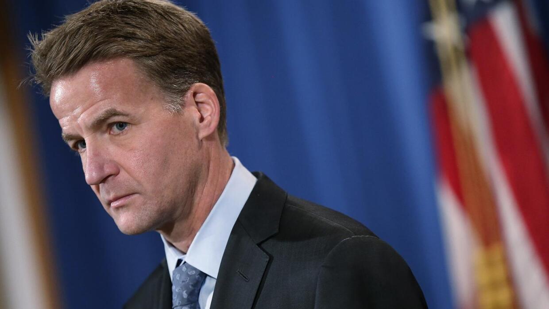 Zachary T Fardon, Fiscal de EEUU
