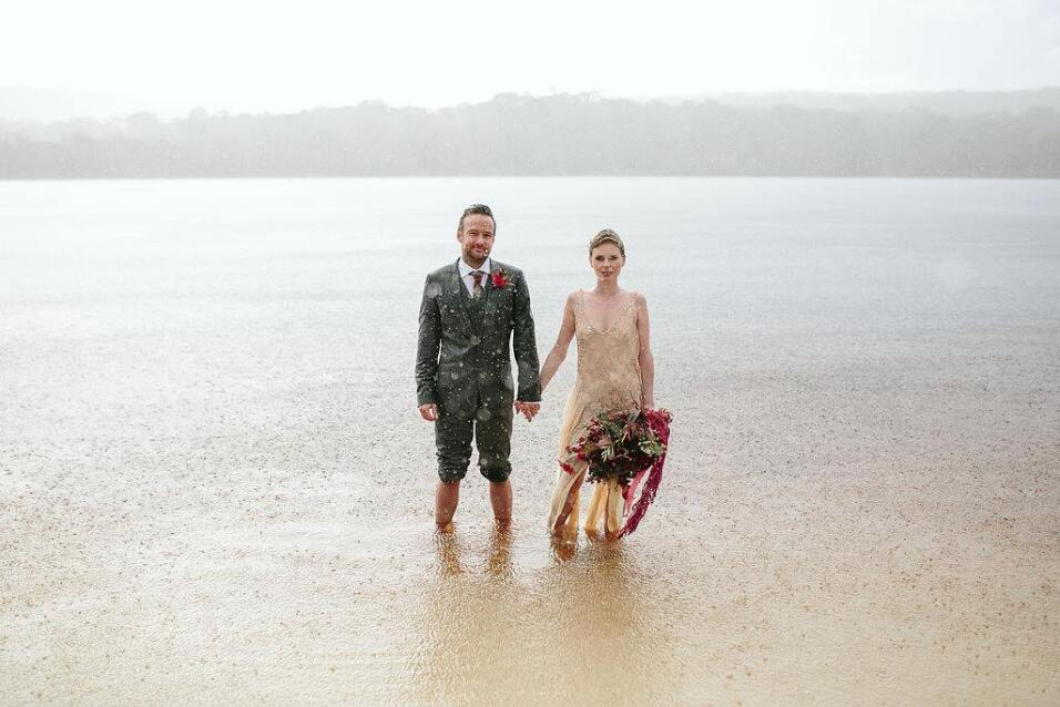 Se casaron en muchas ciudades