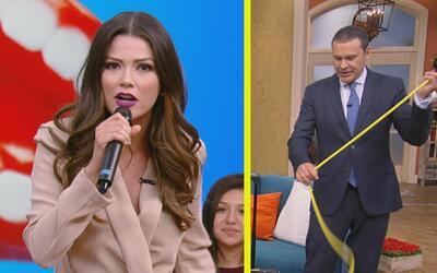 #DAEnUnMinuto: El cómico chascarrillo de Ana Patricia y a Alan le truena...