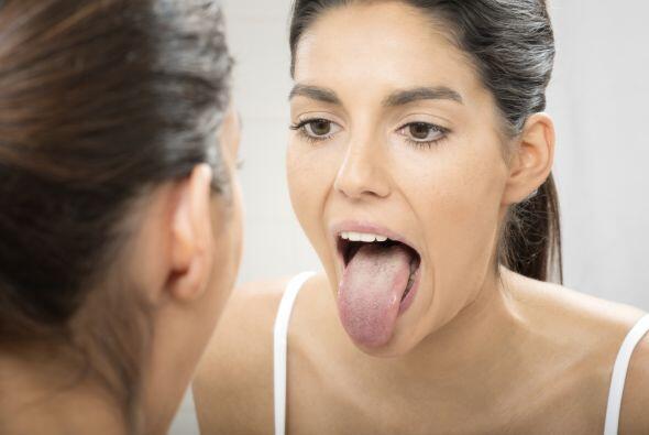 La lengua también hace lo suyo. Al igual que el corazón, n...