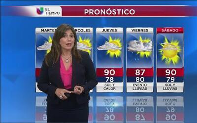 Para el viernes posible onda tropical en Puerto Rico