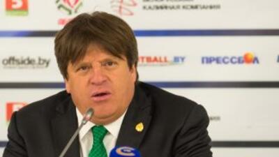 Miguel Herrera.