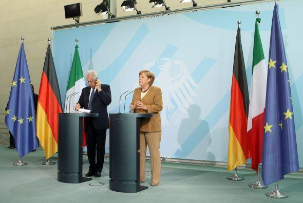 Alemania, y quienes rechazan la propuesta, afirman que aceptar la licenc...