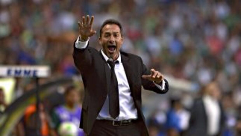 El estratega de León quiere conseguir el Bicampeonato.