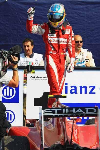 Alonso tiene cinco carreras más en el resto de la temporada para intenta...