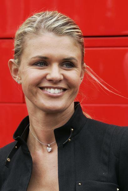 Casdo con Corrine Schumacher, ambos han llevado una vida tranquila y ale...
