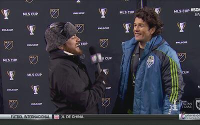 """Nelson Valdez: """"Ha sido un año muy duro para mí y para el equipo"""""""
