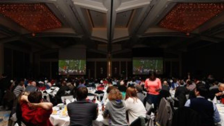 La transmisión del Super Bowl XLVII es el programa televisivo más visto...
