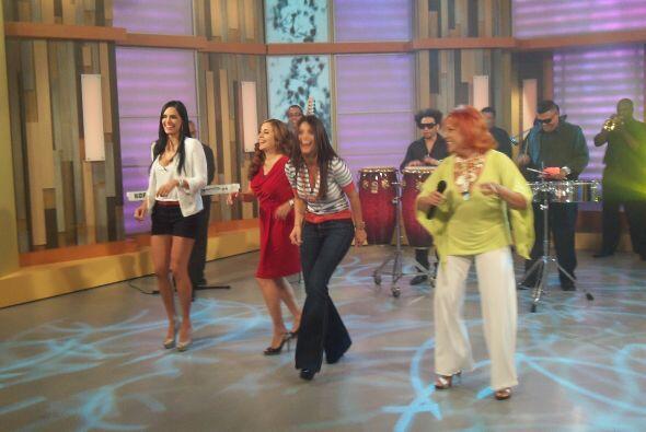 Albitita lanzó un reto a nivel nacional y puso a bailar a las tres bella...