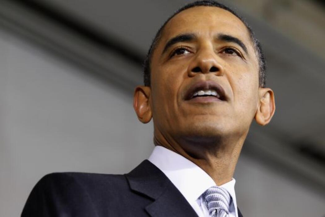 Si bien Barack Obama es un presidente en funciones, muchos ya colocan a...