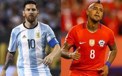 Argentina y Chile, por una Copa América más