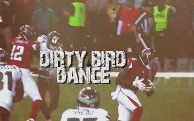 Así nació el 'Dirty Bird Dance', el festejo más recordado de los Atlanta...