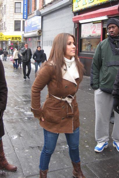 Nuestra afiliada Noticias Univision 23 en Miami acompañó a Jackie Guerri...