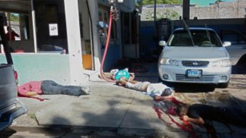 En Nayarit tuvo lugar una sangrienta masacre en contra de 15 personas.