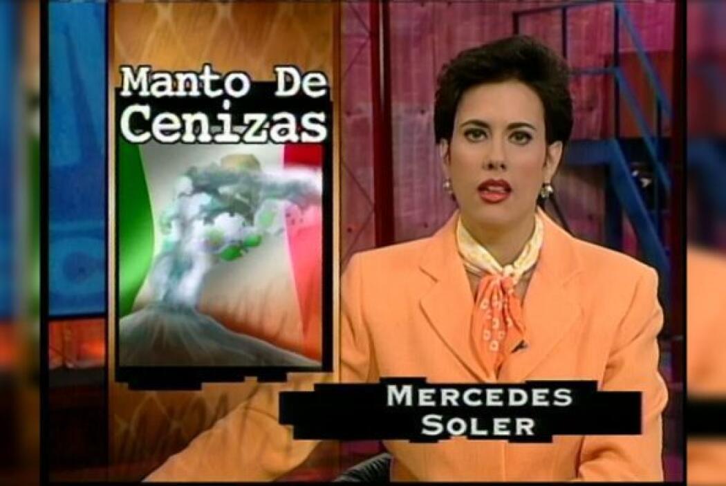 Merces Soler trabajo varios años en Primer Impacto