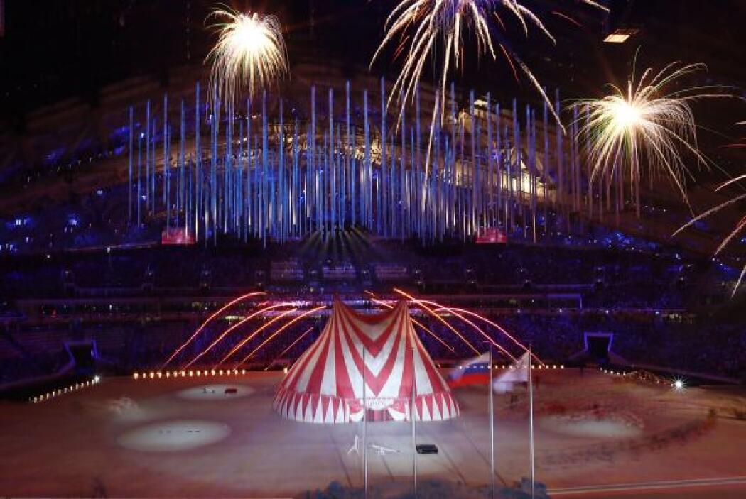 Las altas temperaturas de Sochi también causaron algunos problemas.
