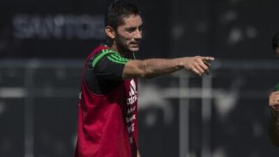 Jesús Corona en Brasil con la Selección Mexicana.